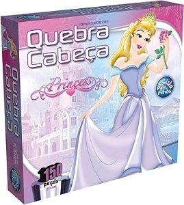 Quebra-cabeça Princesas 150 Pecas - Pais E Filhos