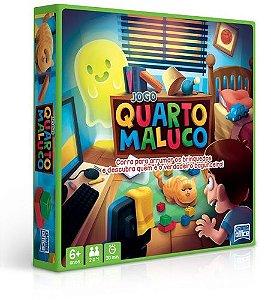 JOGO QUARTO MALUCO TOYSTER