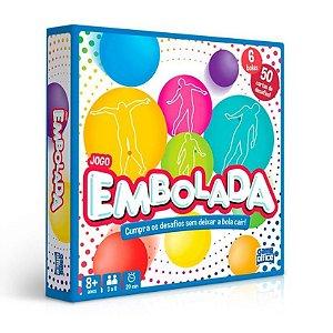 Jogo Embolada - Game Office - Toyster