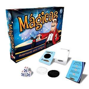 Jogo Mágicas- Pais e Filhos