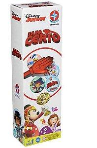 Jogo Tapa Certo Disney Jr Brinquedos Estrela