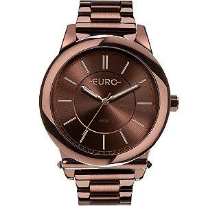Relógio Euro Feminino Cappuccino Eu2036ymr/4m