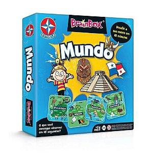 Jogo Brainbox Mundo - Estrela