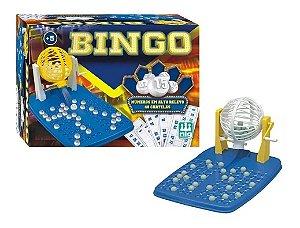 Jogo De Bingo Com Roleta E 48 Cartelas Completo 1000 - Nig