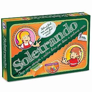 Jogo Soletrando - Toia