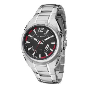 Relógio Technos Masculino Performance Racer - 2115KTD/1R
