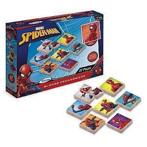 Blocos Pedagógicos Ultimate Spider Man - Xalingo