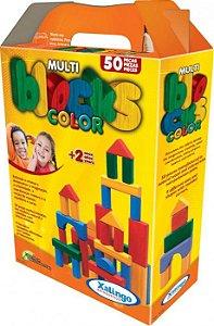 Multiblocks Colorido - Xalingo