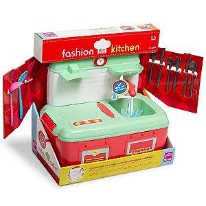 Mini Cozinha - Fashion Kitchen - Verde - Roma Jensen