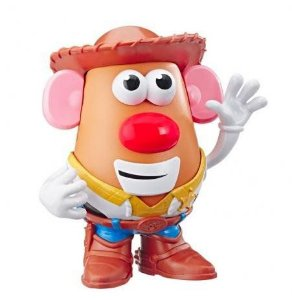 Boneco Mr. Potato Head Disney Toy Story 4 Wood - Hasbro