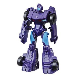Figura Transformers - Cyberverse Scout - Shadow Striker - Hasbro