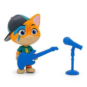 Figura De Ação Colecionável 44 Gatos Os Buffycats Lampo- Toy