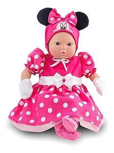 Boneca Recém Nascido Minnie - Classic Dolls - Roma