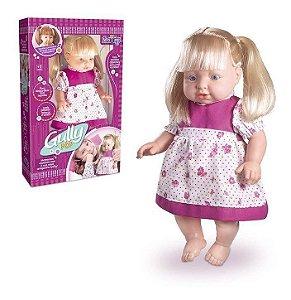 Boneca Gully Pop - Nova Toys - Loira