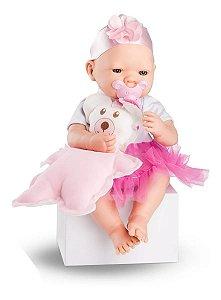 Boneca Bebezinho Real -Roma