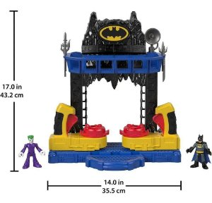 Maginext Dc Batalha na Batcaverna - FKW12 - Fisher Price - Mattel