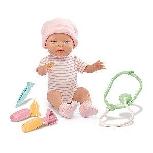 Boneca Roma Babies Visita ao Pediatra - Roma