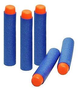 Refil 50 Dardos - Super Shot DMT5349 - DM Toys
