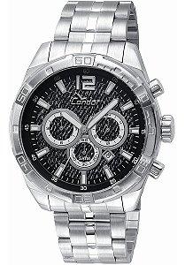 Relógio Condor Masculino Prata – COVD33AJ/3P