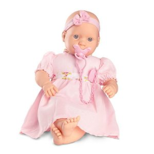 Boneca Baby by Roma Tiara - Roma