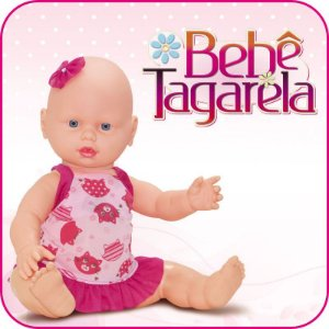 Boneca Bebe Tagarela - Sid-Nyl