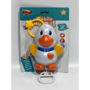 Móbile Musical Patinho - Zoop Toys