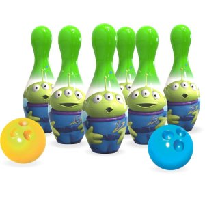 Jogo De Boliche Toy Story 4 Lider