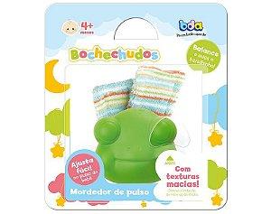 Mordedor de Pulso Bochechudos Toyster