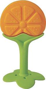 Mordedor Fruta Laranja Baby Lider