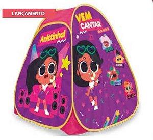 Barraca Portátil Clube da Anittinha Toca Infantil - Zippy Toys