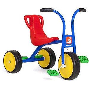 Triciclo Escolar - Brinquedos Bandeirante