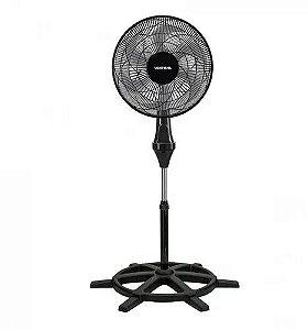 Ventilador De Coluna Premium 6 Pás 40cm Cinza 127V - Ventisol