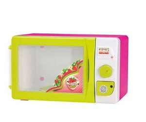 Micro-ondas Moranguita Cozinha Infantil - Magic Toys