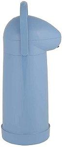 Garrafa Térmica Nobile 1litro Pressão Mor - Azul