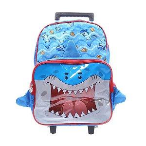 Mochila Infantil Tubarão Shark - Clio Style