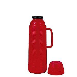 Garrafa Térmica Use GT MOR Vermelho 1L