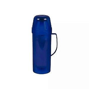 Garrafa Térmica Diva Flip Azul 1 L - Mor