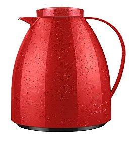 Bule Termico Viena BABY 400ML Vermelho Ceramic Invicta