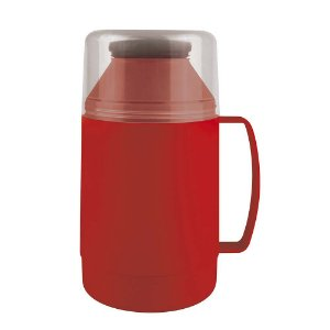 Garrafa Térmica Indie 500ml Vermelha