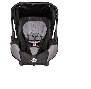 Bebê Conforto Nino Upper Preto - Tutti Baby