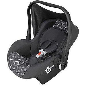 Bebê Conforto Nino Preto New Menino Confortável Tutti Baby