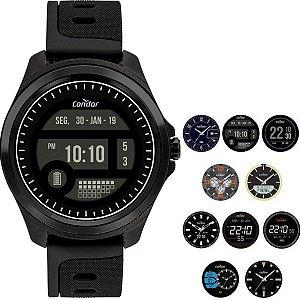 Relógio Digital+ Mult. Telas Condor Masculino Cokw05caa/8p