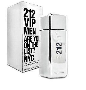 Perfume 212 Vip Men Eau De Toilette Masculino 100ml