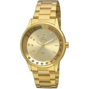 Relógio Feminino Allora AL2636FIBK4D