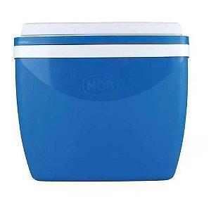 Caixa Térmica 18L Mor Azul