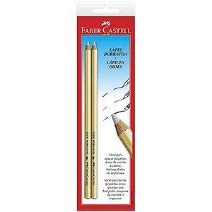 Lápis borracha SM/107000 Faber Castell BT 2 UN