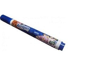 Caneta Marcador De Tecido Acrilex Azul Turquesa