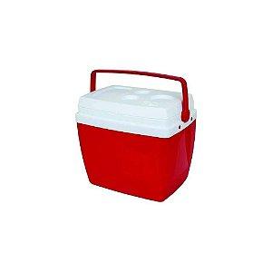 Caixa Térmica 6L Vermelho Mor