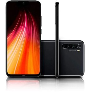 Smartphone Xiaomi Redmi Note 8 64GB 4GB Ram Dual Versão Global Space Black