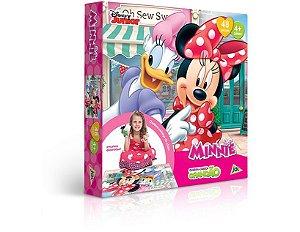 Minnie Mouse – Quebra-Cabeça 48 Peças Grandão